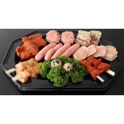 Gourmet schotel zonder lamsvlees voor 2 personen
